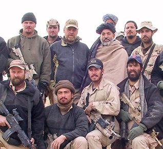 Afghanistan:Det hemmelige oppdraget
