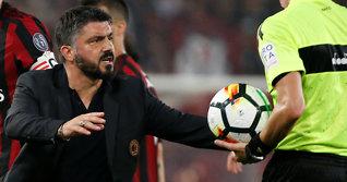 Champions League røk for Milan