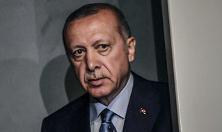 Erdogan valgteRussland