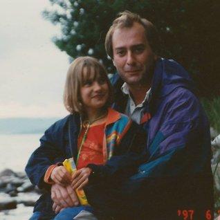 Sofia (29) hjalp pappa Kjell Magne ut av rusen