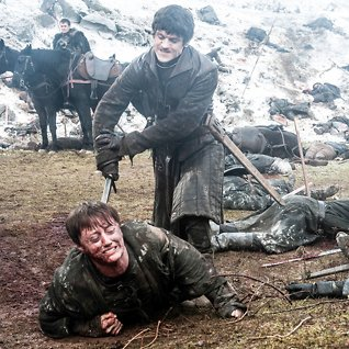 «Game of Thrones»-faderen: - Jeg hater blodløs vold
