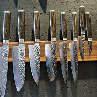 Japanske kniver: Slik finner du riktig