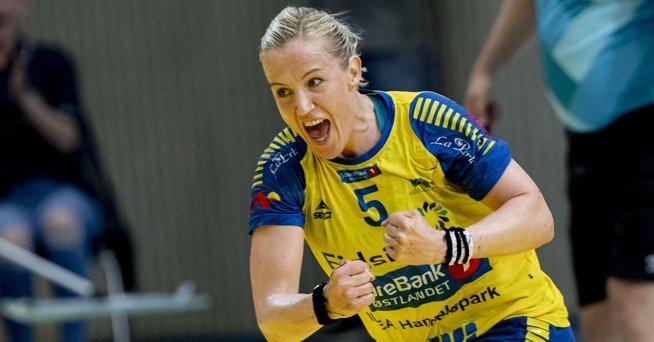 Heidi Løkes landslagsplasskan stå på spill