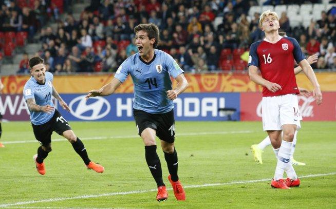 Norsk VM-smell i U20-åpningen mot Uruguay