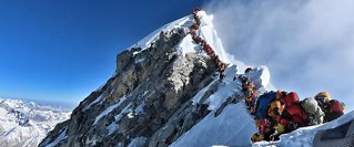 Vil stramme inn reglenepå Mount Everest