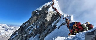 Vil stramme inn reglenepå Mount Eversst