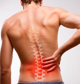 Dette er symptomene:Ryggsmerter varkronisk sykdom