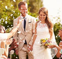 Ikke gjør disse tabbene i bryllup