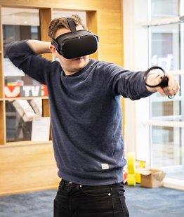 VR-revolusjon