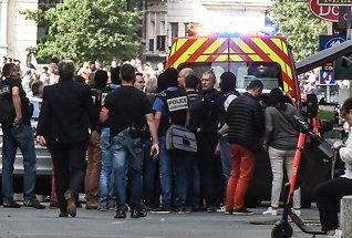 Lyon: Minst syv skadeti eksplosjon i gågate