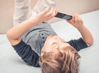 «Når kan jeg få min egen mobil?» ... «Aldri!»