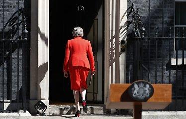 Mulige arvtakere i brexit-krangel