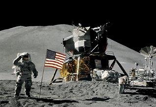 Slik vil NASA sende folk til månen igjen