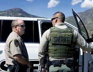 Årets sheriff i USA: - De bør skamme seg, alle sammen