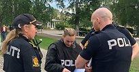 Fire pågrepet etter skyting i Oslo
