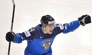 Finlands nye hockeysønn