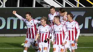 Tromsø - MoldeTromsø økte