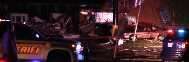 NÅ: Tornado har truffet hotell og campingplass - minst to døde