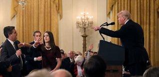 Ny bok: Derfor startet Trump krig mot pressen
