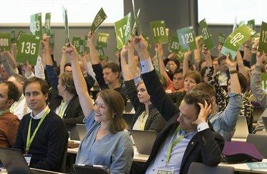 MDG-landsmøtet på 1-2-3:De viktigste vedtakene