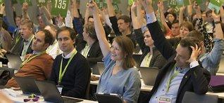 MDG-landsmøtet på 1-2-3:De viktigstevedtakene