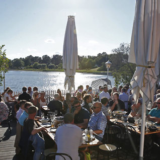 Anbefalte ute-serveringer i Oslo