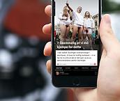 VGs nye app:Viktige saker på en enkel måte