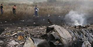 Fire siktet fornedskytingen av MH17