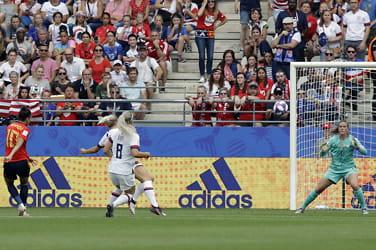 Spansk perle til ingen nytte - USA videre i VM