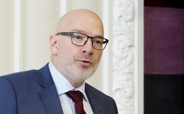Danske Bank-sjef sparket