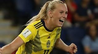 ... men i VM kan Sverige juble