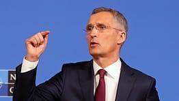 NATO-Jens med siste advarsel til Putin