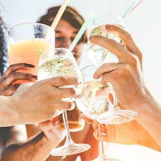 Ta testen:Drikker du for mye om sommeren?