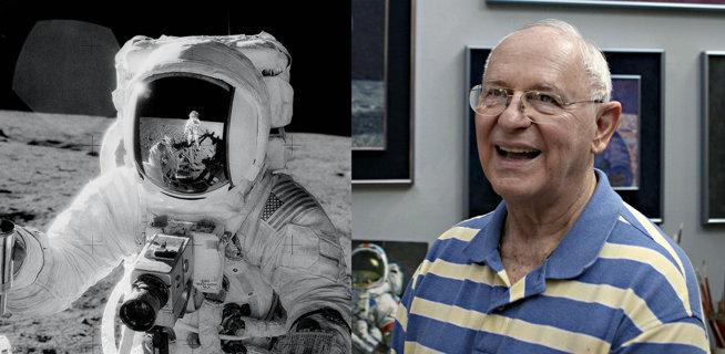 - Jeg elsket å være astronaut, men forlot jobben for å gjøre noe som ingen andre kan
