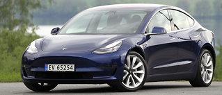 Ny test av Tesla model 3: Vi blir likemålløse