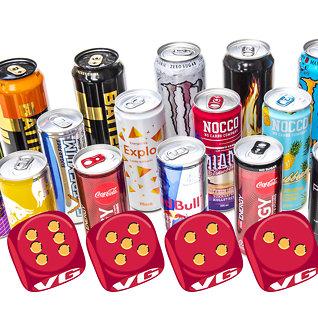 Test av 19 energidrikker:De beste og dårligste