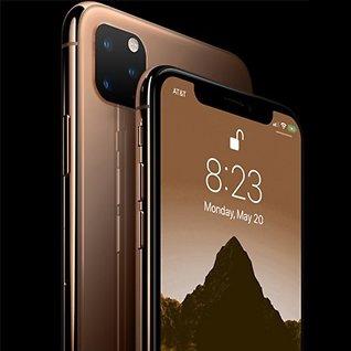 Slik kan neste iPhone bli