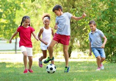 Beskytt barna mot sommerens plager
