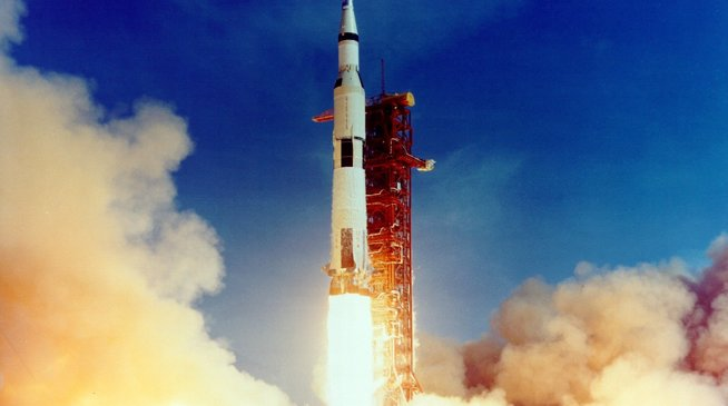 Apollo 11s dramatiskereise til månen