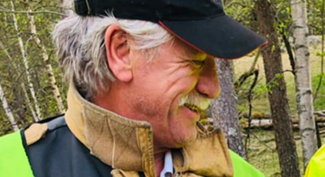 Frank omkom i brannbil-ulykke:- Han var såfryktelig grei