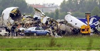 Sveriges ti verste flyulykker