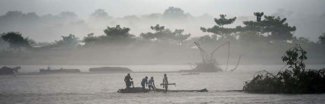 Asia: Mer enn 100 døde ogmillioner rammet av flom