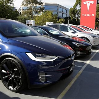Tesla kutter i modellutvalget