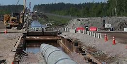 Russisk gass splitter allierte