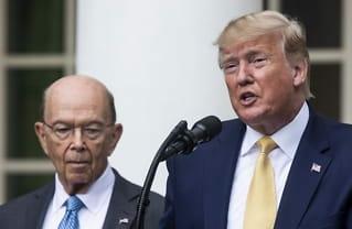 Trump vurderer å sparke Ross