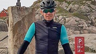 Uoffisiell norgesrekord:Syklet hele Norgepå seks døgn