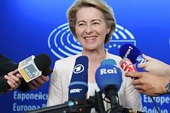 SE NÅ: Blir hun nypresident for EU-parlamentet?