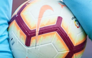 Spansk fotball rystetav doping-svar