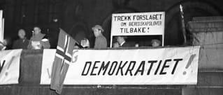 Den historiske dagen:Da også fattigfolkenefikk lov til å stemme
