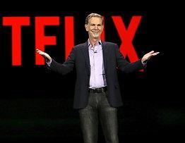 Netflix-aksjen stuper